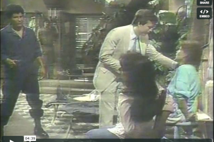 THE GOOD OLD DAYS – SOAP OPERAS