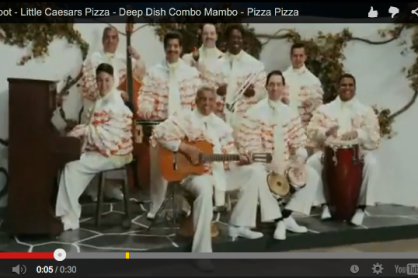 LITTLE CEASAR'S PIZZA NATIONAL COMMERCIAL